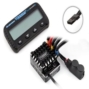 AAK27005 Blackbox 510R 2S Competition ESC w/PROgrammer 2