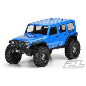 AP3502 Jeep Wrangler Unlimited Rubicon Clear    313mm 휠베이스 (TRX4, SCX10,티락,뱅퀴쉬 호환)