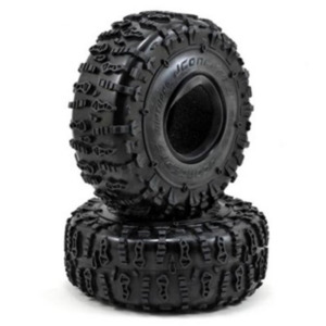 "JConcepts Ruptures 1.9"" Rock Crawler Tires (2) (Green)  // 월드챔피언 브랜드 //3053-02"
