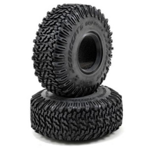 "JConcepts Scorpios 1.9"" All Terrain Tires (2) (Green) // 월드 챔피언 브랜드 //3057-02"