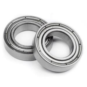 HBB034  BALL BEARING 12x21x5mm (2pcs)
