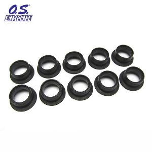 0.S.SPEED EXHAUST SEAL RING 21 (10 PCS)