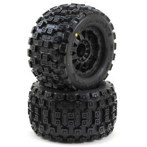 "Badlands MX38 3.8"" All Terrain Tires Mounted   [AP10127-10]"