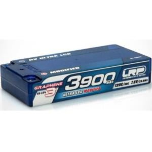 430273 HV Ultra LCG Modified Shorty GRAPHENE-3 3900mAh Hardcase - 7.6V LiPo - 120C/60C