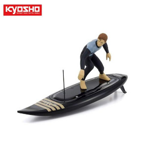 RC SURFER4 Color Type2 Black r/s KT231P+  [KY40110T2B]