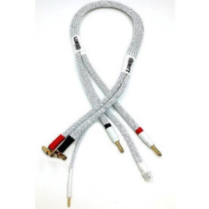(XT60  to 4.0mm) 2S Balance Charge Cable (12AWG) 610mm (White Color)// ISDT, 아이차져 전용