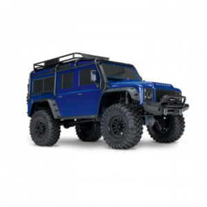 [CB82056-4 BLUE] 2020년 NEW BLUE TRX-4 Scale and Trail Crawler /블루