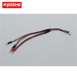 LED Light Clear&Red(for MINI-Z Sports )  KYMZW429R