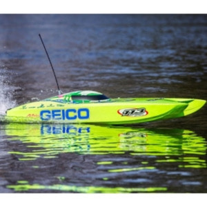100Km/h + 고속 Miss GEICO Zelos 36 Twin Brushless Catamaran: RTR   [PRB08040]
