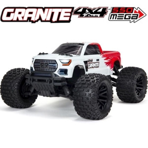 ARRMA 1/10 GRANITE 4X4 V3 MEGA 550 Brushed Monster Truck RTR    ARA4202V3T2